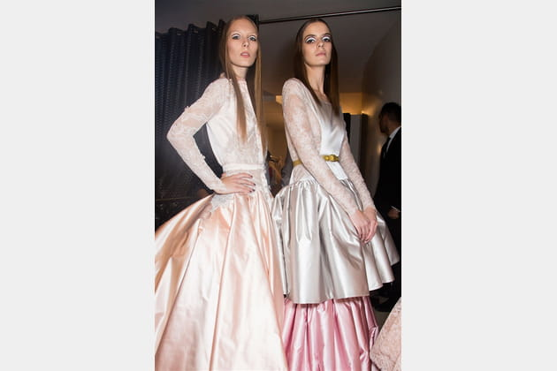 Alexis Mabille (Backstage) - photo 11