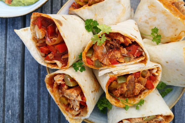 Fajitas et guacamole : la meilleure recette