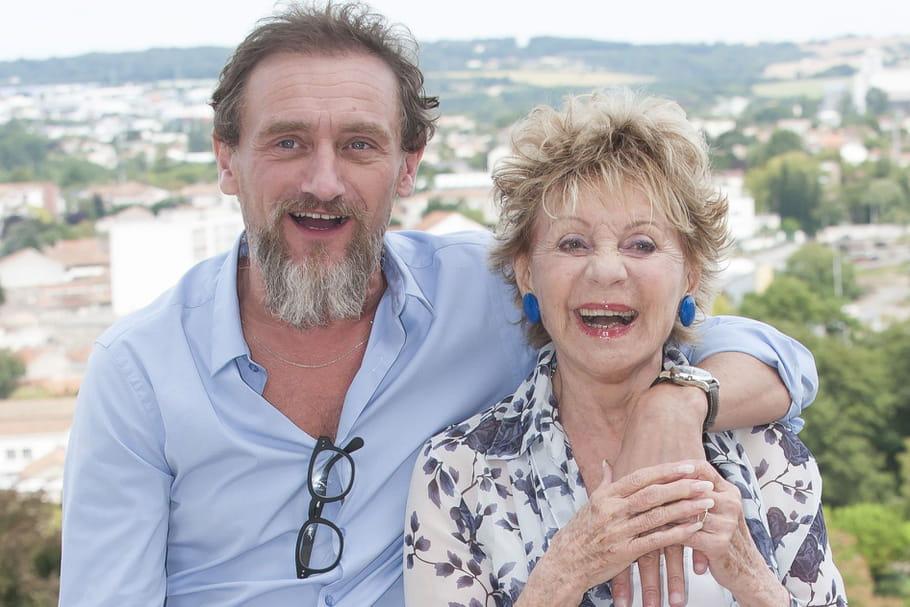 Rencontre 100 % bonne humeur avec Jean-Paul Rouve et Annie Cordy