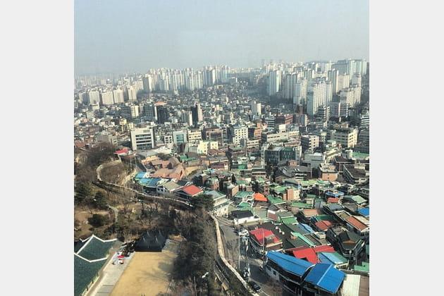 Hélène Darroze en Corée du Sud