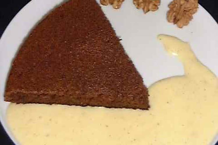 Gâteau léger au chocolat
