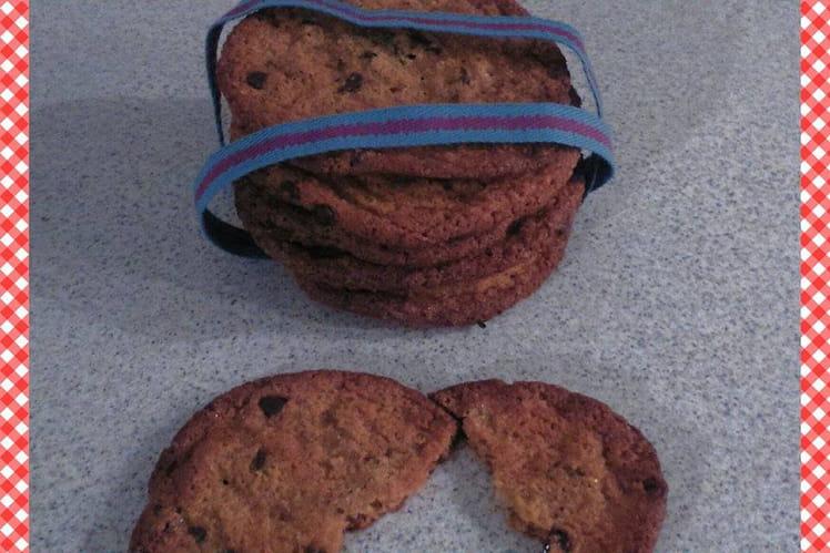 Cookies craquants
