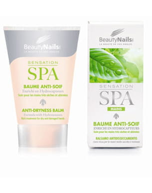 baume mains anti-soif de beauty nails