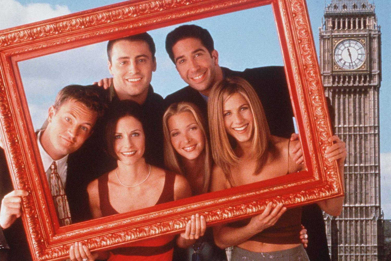 Friends: l'épisode inédit, c'est ce soir à 21h sur TF1