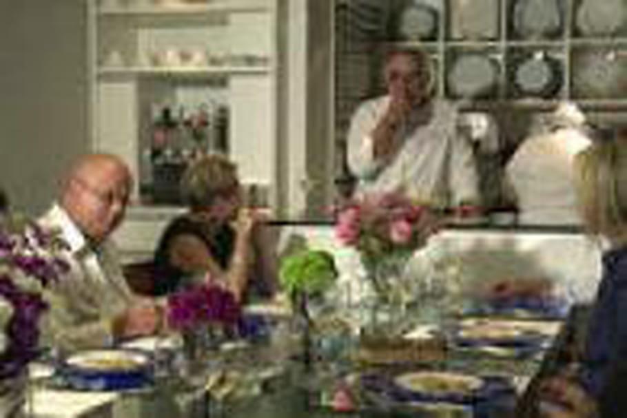 100 ans après, un chef brésilien cuisine le Titanic