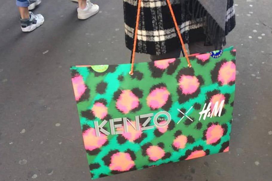 Kenzo X H&M: au cœur du lancement de la collab' événement