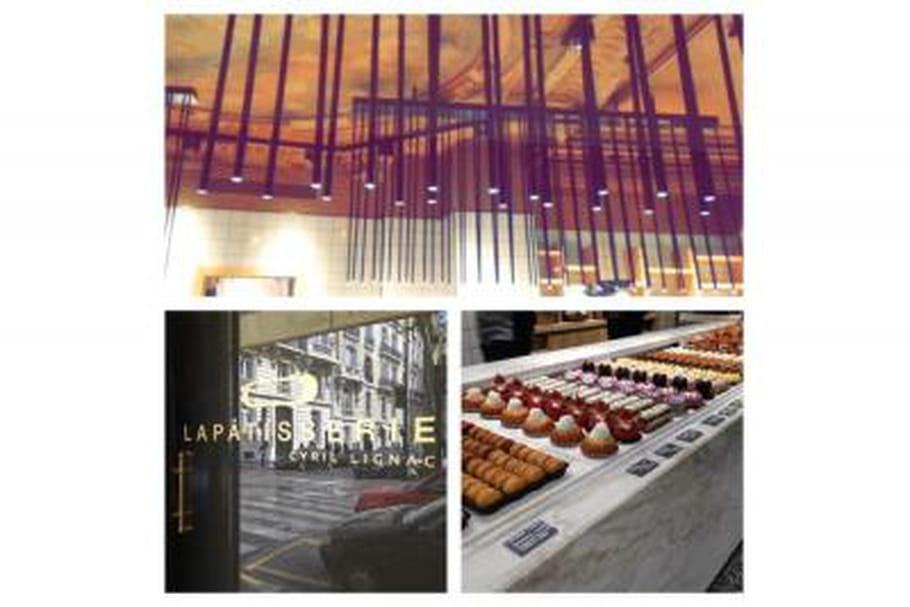 Cyril Lignac ouvre une deuxième pâtisserie à Paris