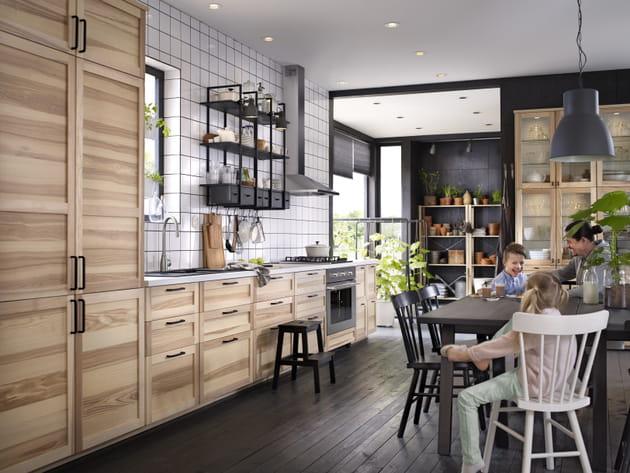 cuisine metod torhamn par ikea. Black Bedroom Furniture Sets. Home Design Ideas