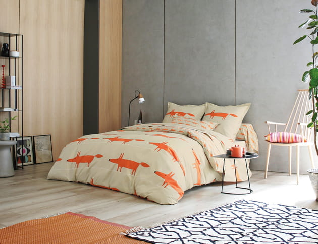 Parure de lit Mr Fox par Scion Living