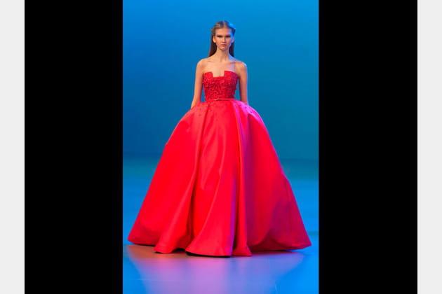 Défilés haute couture : robes de rêve sur les podiums