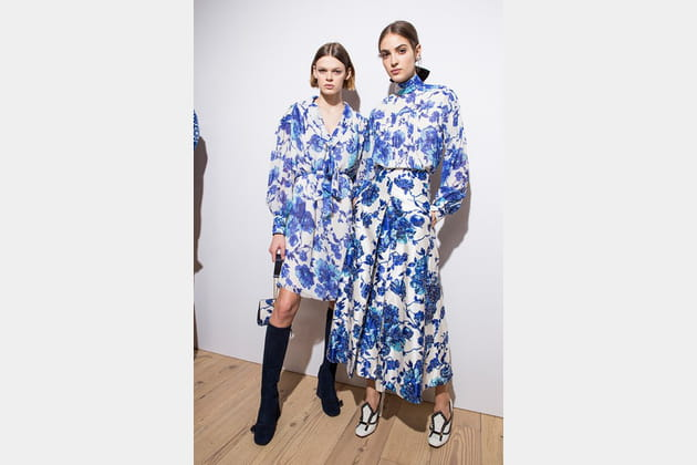 Tory Burch (Backstage) - photo 17