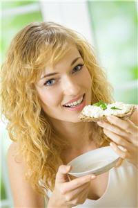 le fromage est très riche en calcium mais également en matières grasses...