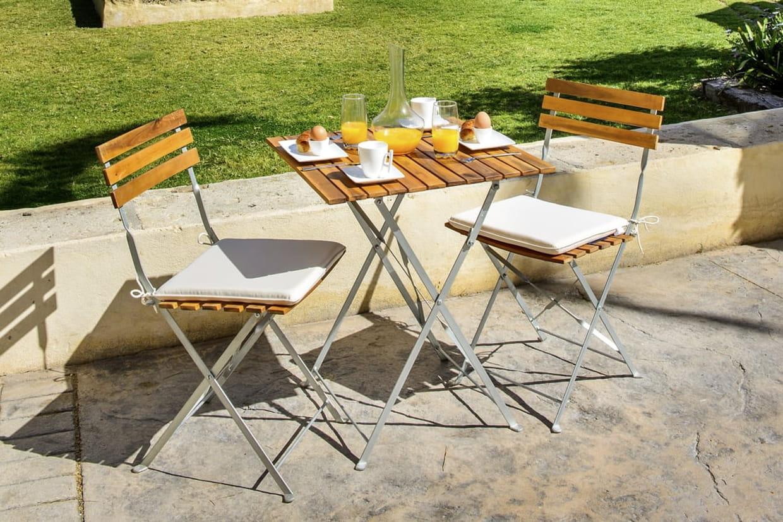 mobilier de jardin sheffield de casa. Black Bedroom Furniture Sets. Home Design Ideas