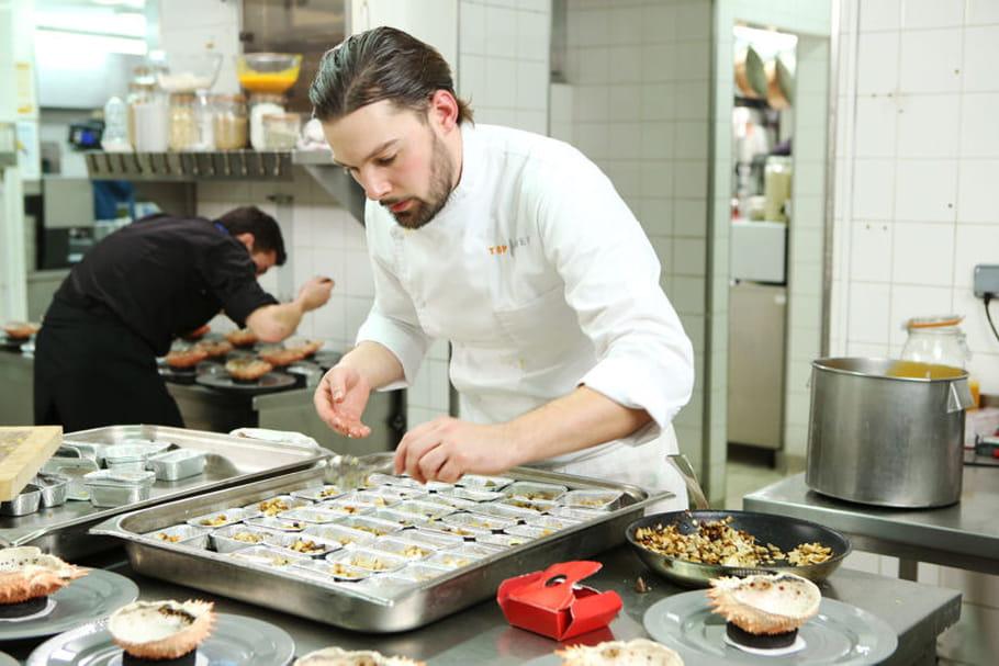 """Xavier Pincemin : """"Je n'ai pas fait Top Chef pour me faire des amis"""""""