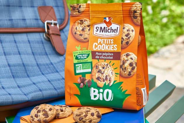 Les Petits Cookies bio St Michel