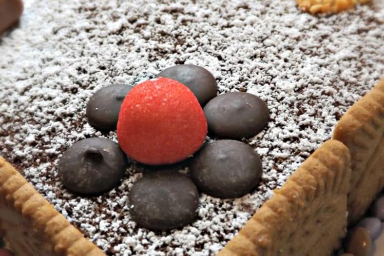 Gâteau de Nancy ultra-chocolat