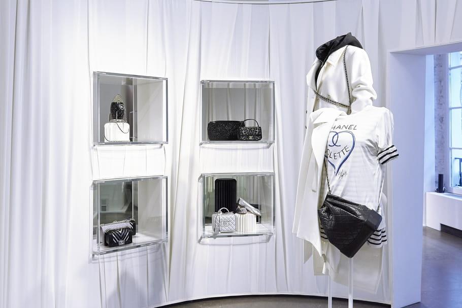 Chanel chez colette: le dernier invité