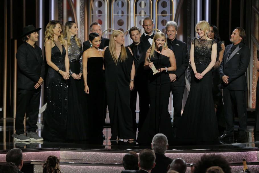 Golden Globes 2018: le palmarès