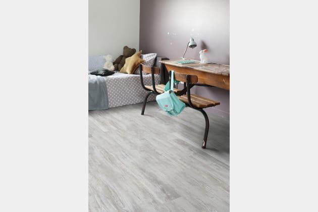 sol vinyle hielo gerflor chez leroy merlin. Black Bedroom Furniture Sets. Home Design Ideas