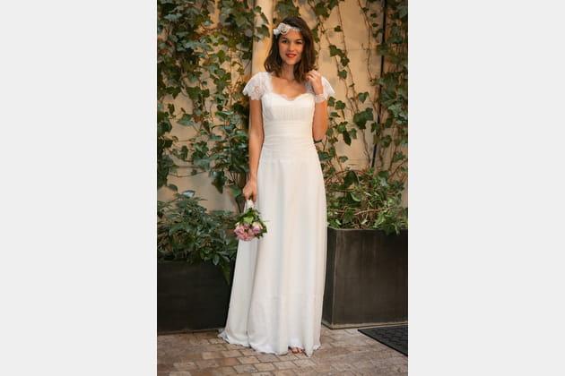 Robe de mariée Luna