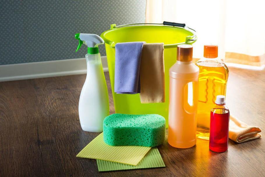Produits d'entretien : 60 Millions de consommateurs fait le ménage