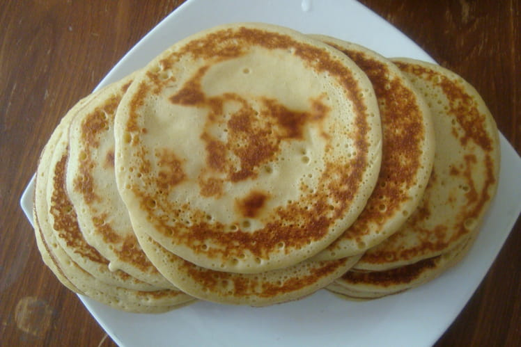 Pancakes traditionnels