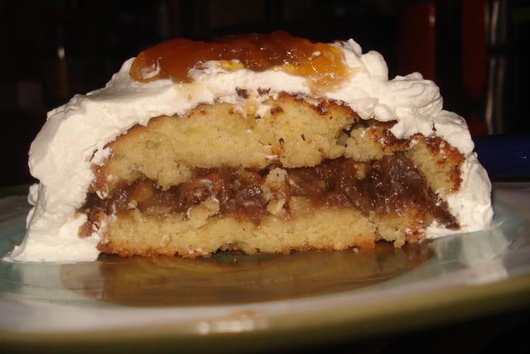 Gâteau de la châtaigneraie