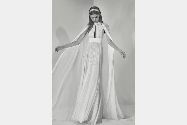 Une robe de mariée divine