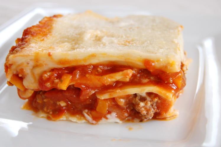 lasagnes 224 la bolognaise simples