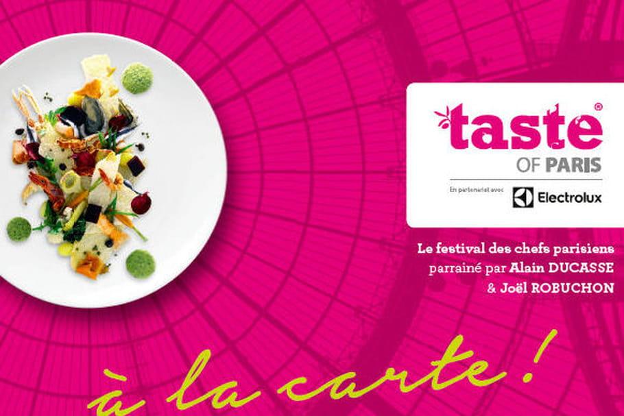 Festival Taste of Paris : 5 entrées à gagner