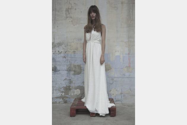 Robe de mariée Alba d'Elise Hameau