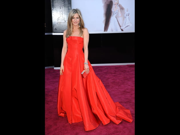 Jennifer Aniston, princesse