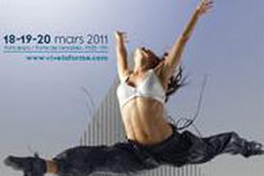 Du 18 au 20 mars, rendez-vous au salon Body Fitness