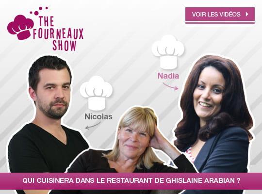 The Fourneaux Show : un battle de bloggeurs culinaires en vidéo
