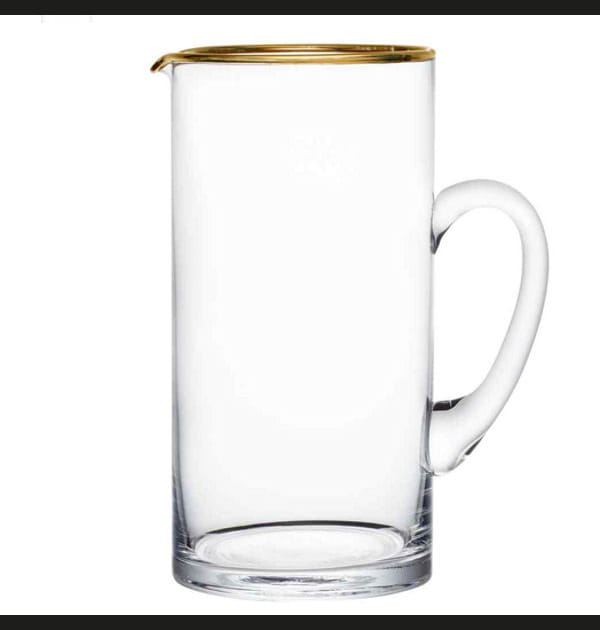Carafe en verre d'H&M Home