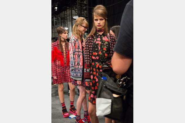 Anna Sui (Backstage) - photo 18