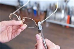 la majorité des sites proposent des lunettes montées.