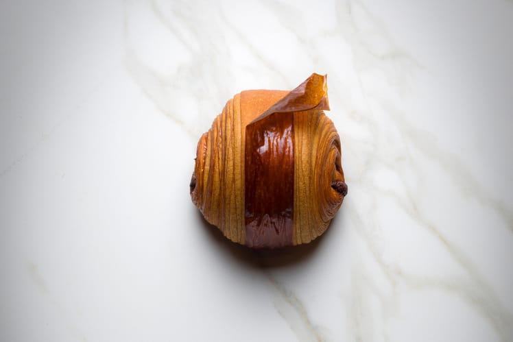 Pains au chocolat de Cédric Grolet