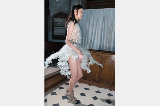Iris Van Herpen (Backstage) - photo 21
