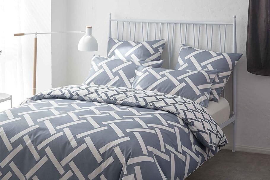 Meilleure housse de couette 220x240: sélection de linge de lit