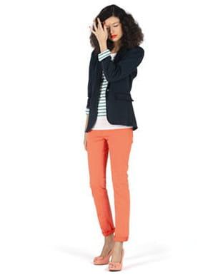Tissaia Tissaia Tissaia Orange Escarpins Orange Tissaia Escarpins Orange Escarpins Escarpins rrC4wq0T