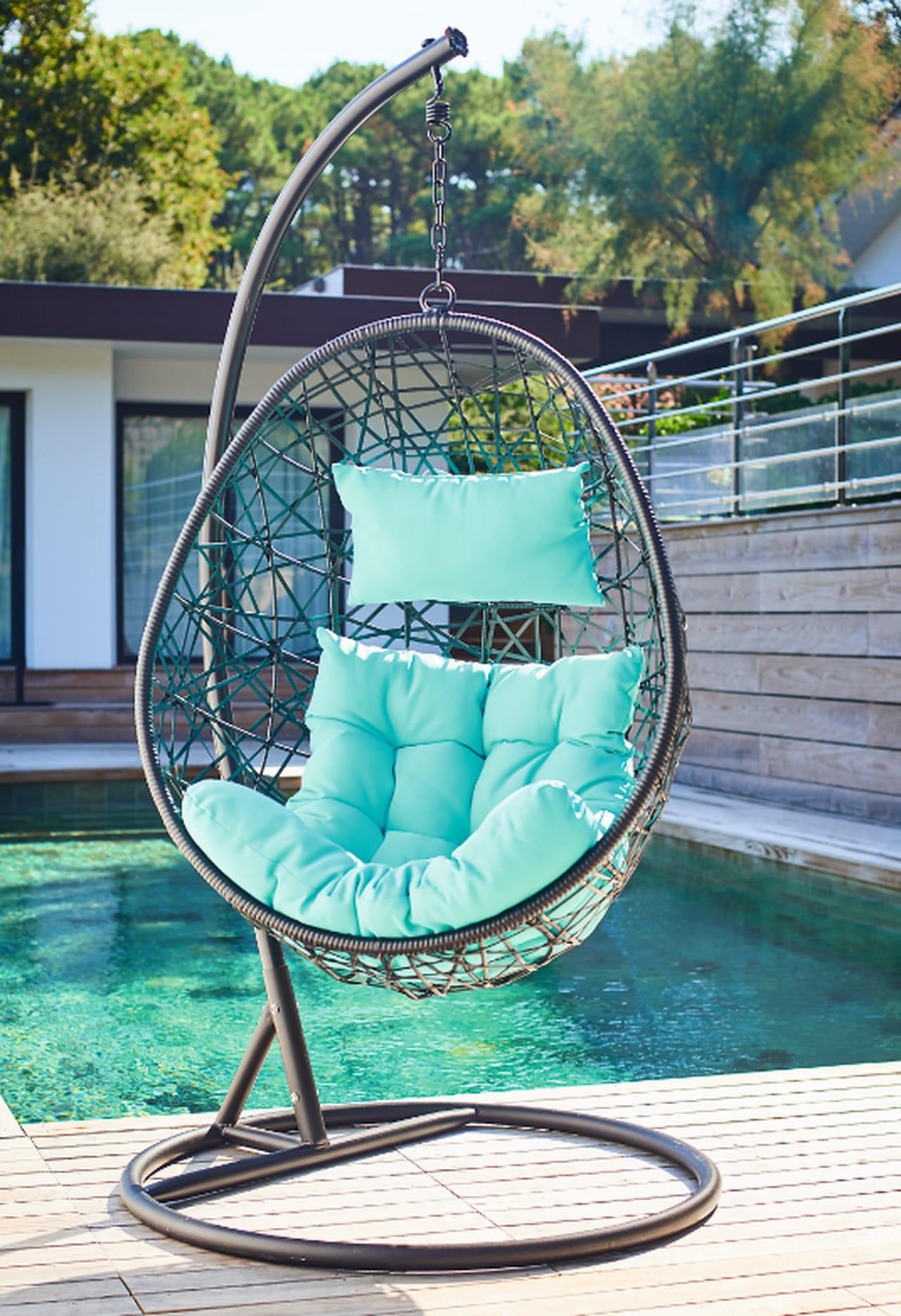 fauteuil uf de gifi - Chaise Oeuf Suspendu