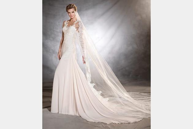 Robe de mariée Orosia, Pronovias