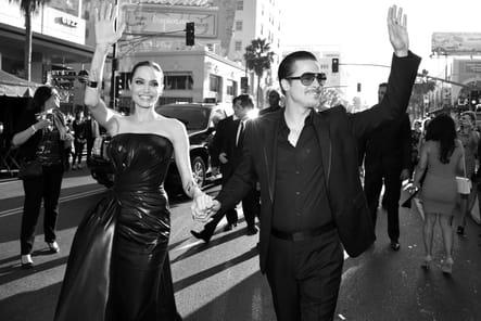 Angelina Jolie et Brad Pitt divorcent: 12ans d'amour en images