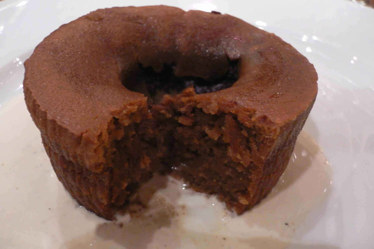 Moelleux choco-marrons