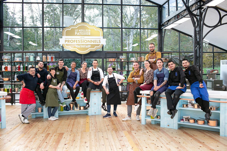 Les candidats du Meilleur Pâtissier: portrait des professionnels