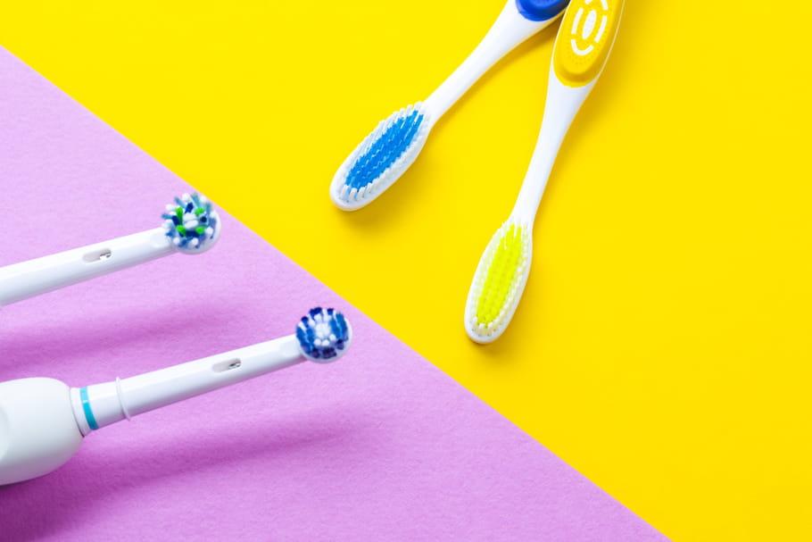 Brosse à dent: bien la choisir, électrique, manuelle, poils