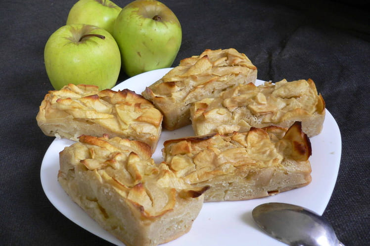 Gâteaux croquants aux pommes
