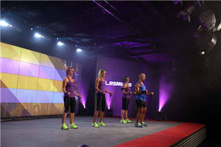 Les Mills lance Bodyvive™ Active