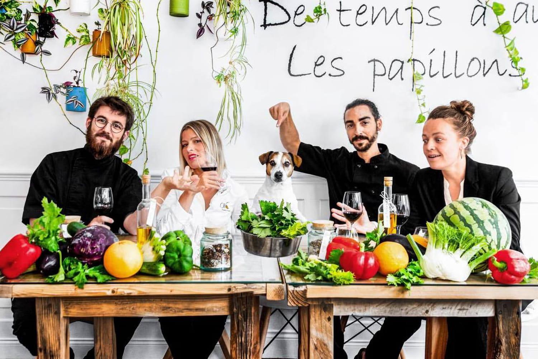 ONA, le premier restaurant vegan étoilé et à moins de 25euros